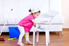 Как привить детям любовь к чистоте и порядку?