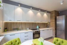 Кухня на заказ в Киеве через компанию Mebel Prestig: выгода, быстрота, удобство