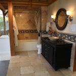 Каменная плитка на пол – области использования, характеристики покрытия