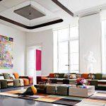 Как создать интерьер в стиле авангард?