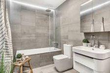 Несколько правил, которых следует придерживаться при оформлении современной ванной комнаты