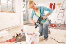 С чего начать ремонт: покупка стройматериалов