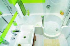 Варианты отделки ванной комнаты в хрущевке