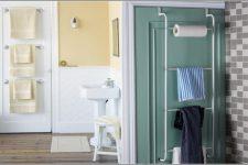 Ванная комната: организуем хранение вещей правильно