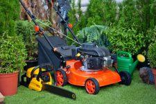 Садовые механизмы