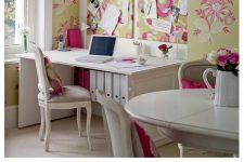 Как обустроить кабинет или рабочее место в малогабаритной квартире