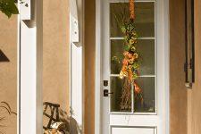 Красивые двери в интерьере: пять идей декора дверей
