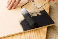 Термостойкие лаки для огнезащитной обработки древесины