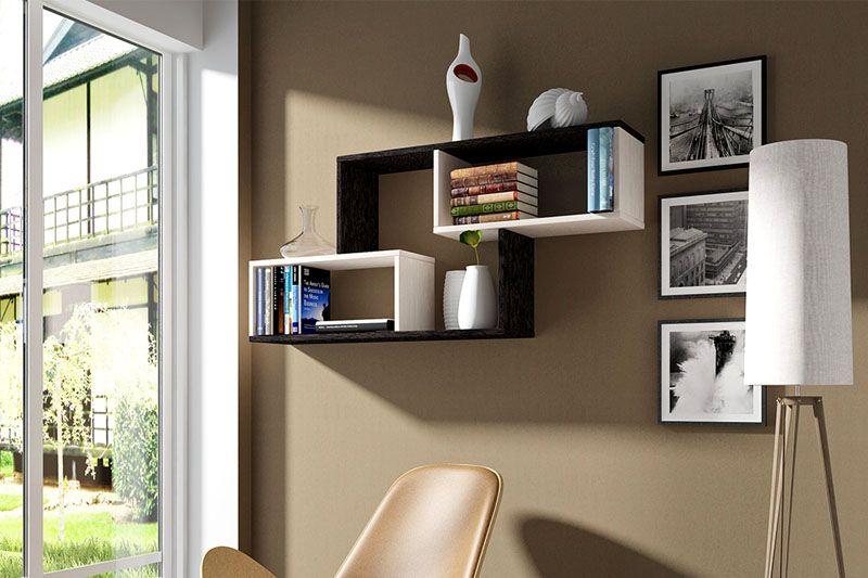 Как выбрать книжную полку, подходящую под интерьер