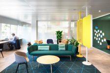 Офисный интерьер: гармония и эстетика