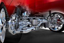 Как проводится ремонт подвески автомобиля