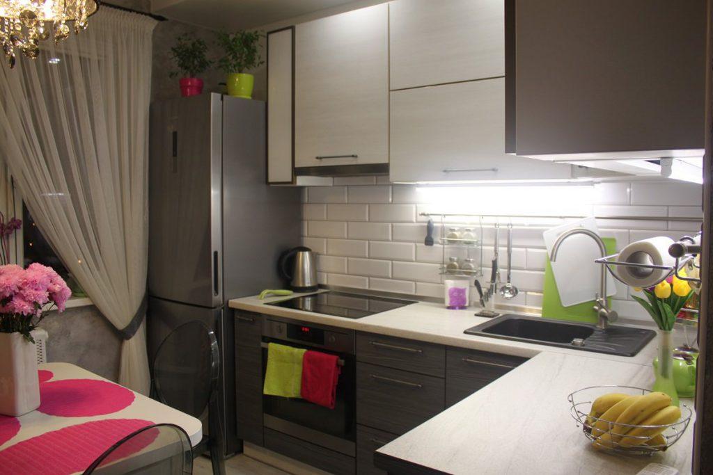 Обустраиваем дизайн кухни