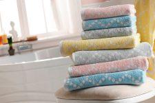 Особенности выбора полотенец для ванной