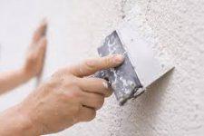 Как выбрать шпатлевку для стен и потолков