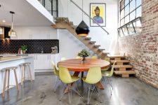 Оформление двухуровневой квартиры