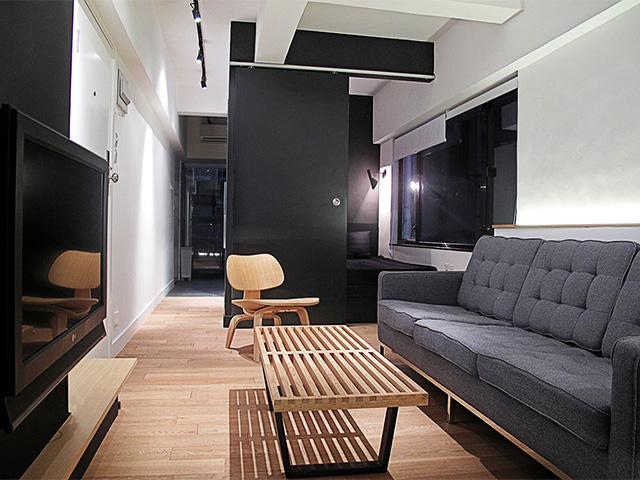 Как сделать узкую комнату визуально широкой