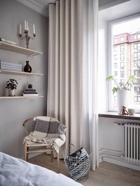 Утепляем жилье при помощи текстиля