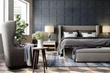 Авторский дизайн спальни: основные подходы