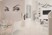 Креативный подход к оформлению интерьера: роспись на стене