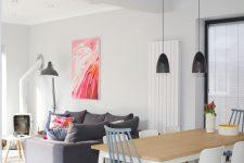 Свежесть, элегантность и простор: интерьер в скандинавском стиле