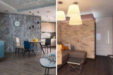 Что делать с неудачной планировкой и как стильно оформить небольшую квартиру