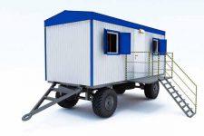 Использование вагон-домов