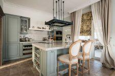 Стиль прованс на вашей кухне