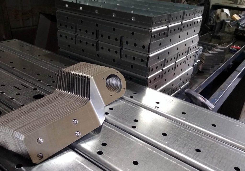 Фигурная гибка металла в Твери: специализированные услуги от компании ООО «Пром-Металл»