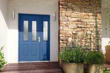 В какие помещения лучше ставить двустворчатые металлические двери