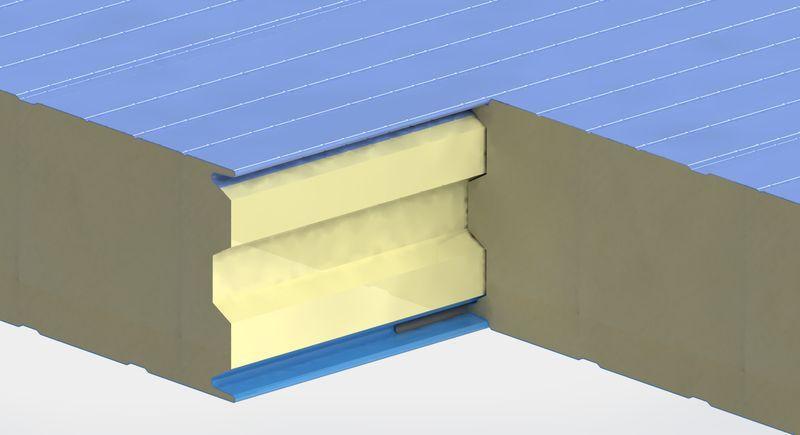 Производство и поставки сэндвич-панелей для быстрого возведения каркасных домов