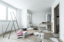 Когда стоит делать ремонт в помещении