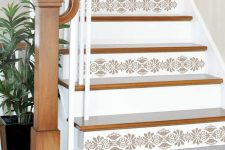 Как обновить ступени лестницы