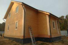 Каркасные дома для дачи от «Вуд-Брус»
