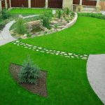 Оформляем геометрию сада – применяем ландшафтную ленту