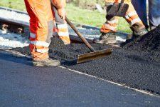 Выбор между асфальтовым покрытием и бетоном?