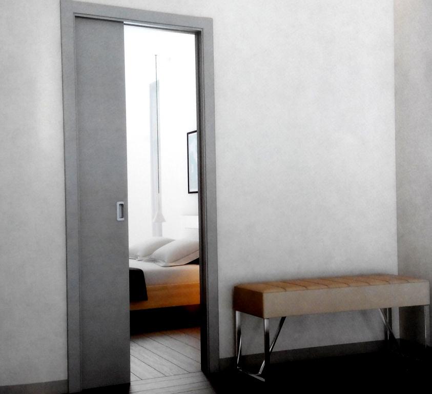 Что такое дверь-пенал: описание, преимущества, особенности выбора и установки