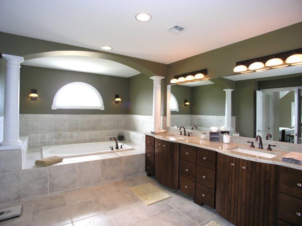 Лучшие идеи освещения в ванной