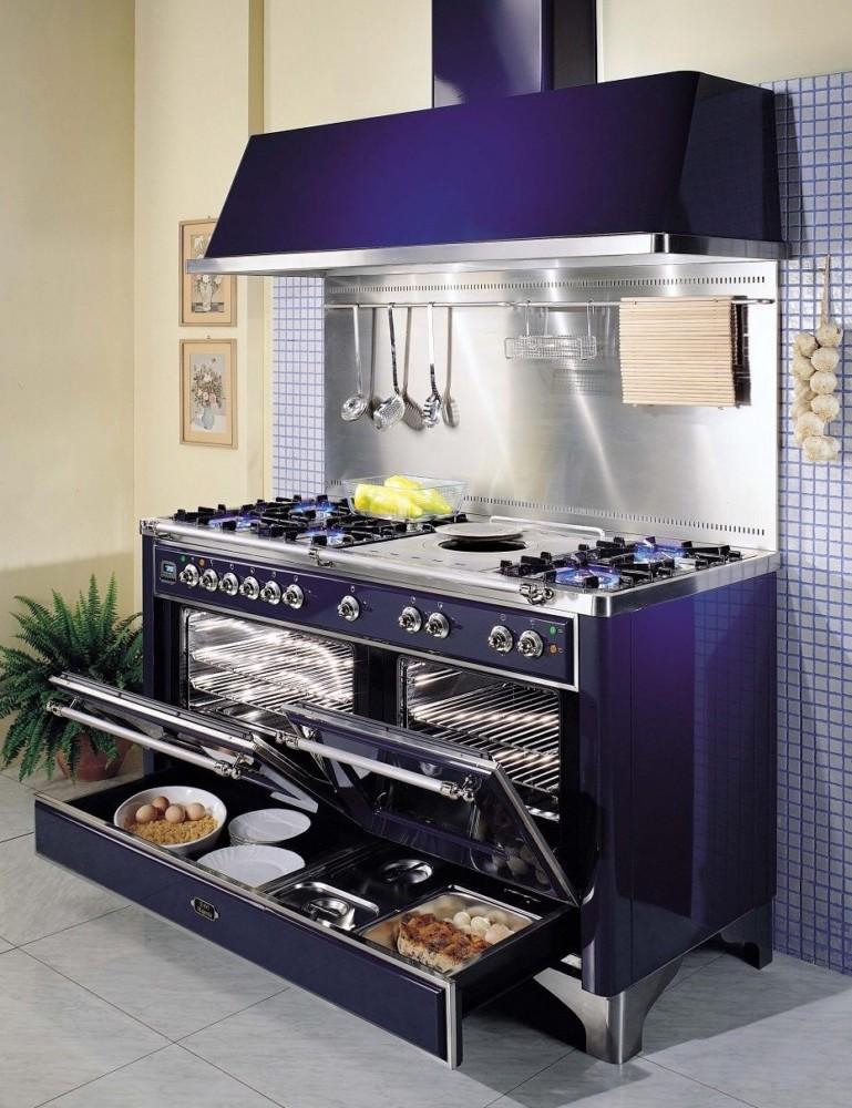 Кухня: композиция решает все