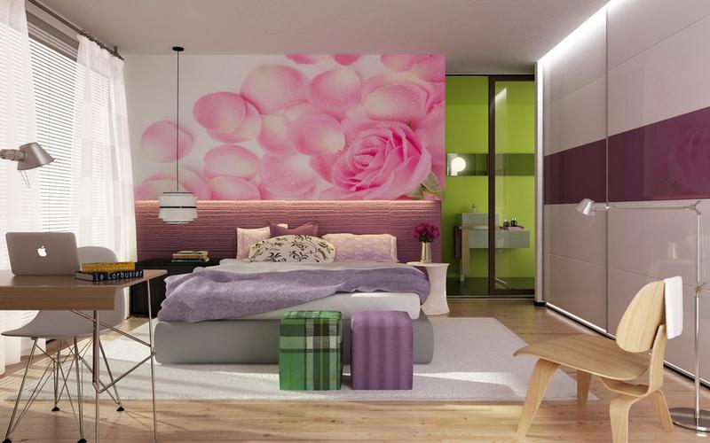 Дизайн комнаты для молодой девушки: стильная, романтичная и современная