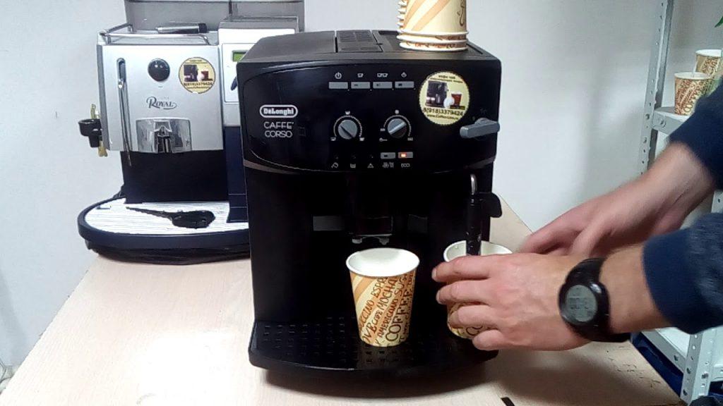 Как сделать капучино в кофемашине ДеЛонги?
