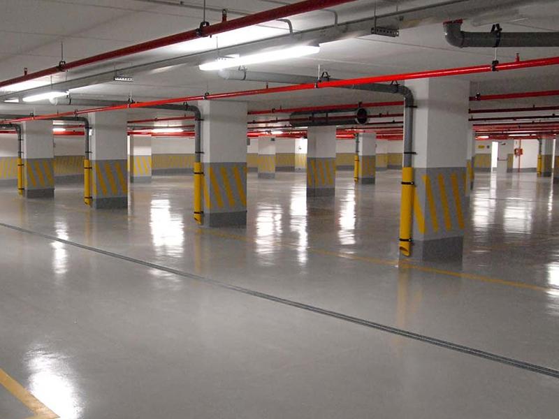Гидроизоляция паркингов: особенности и технологии