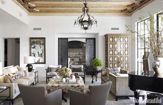 Мавританский стиль в дизайне интерьера