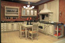 Стили дизайна кухни: классика, кантри, хай-тек