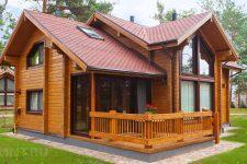Где заказать качественные и недорогие дома из бруса?