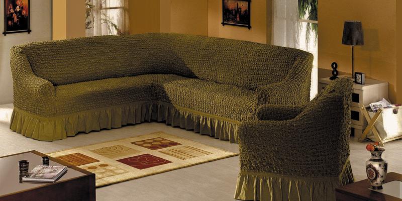 Сменные чехлы для мебели — преимущества