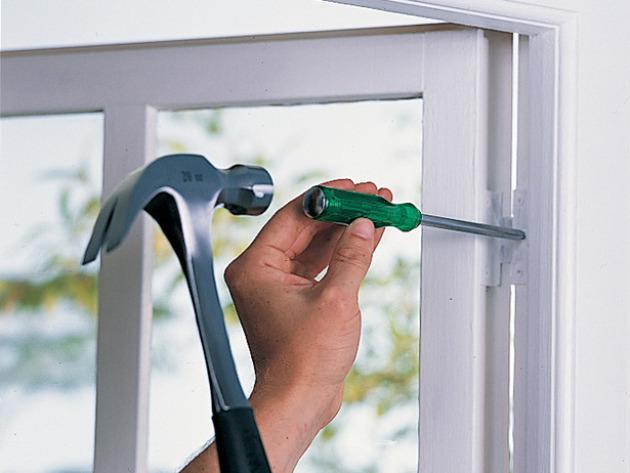 Как ремонтировать пластиковые окна
