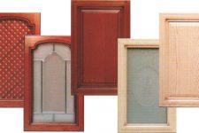Мебельные фасады: особенности и преимущества