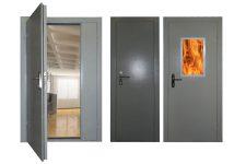 Противопожарные двери: особенности конструкции, преимущества, где заказать?