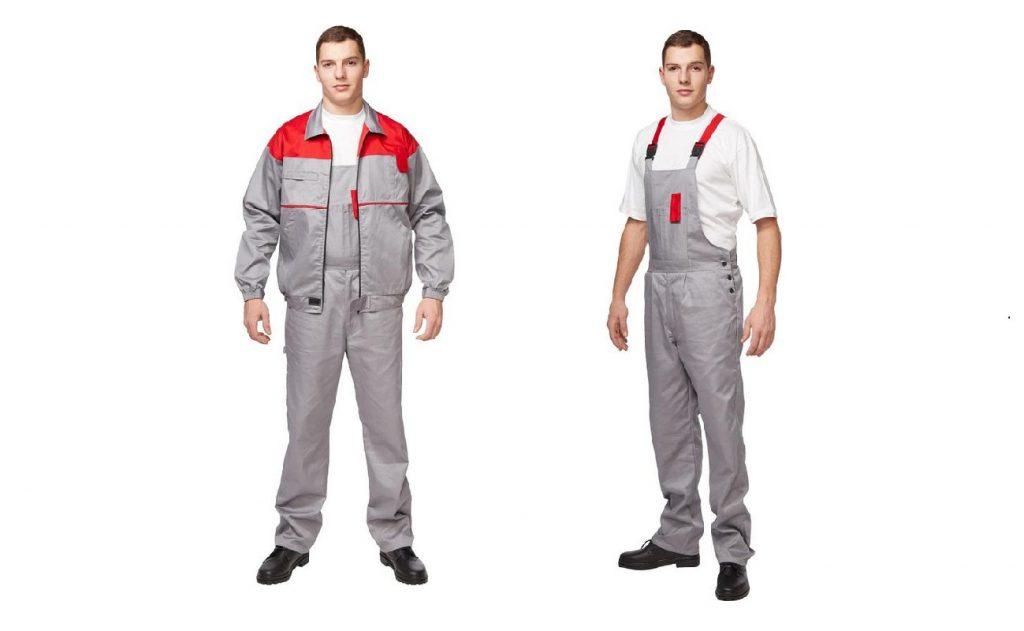 Рабочая одежда в магазине ALLFORPROFI