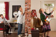 Как защитить квартиру от шума